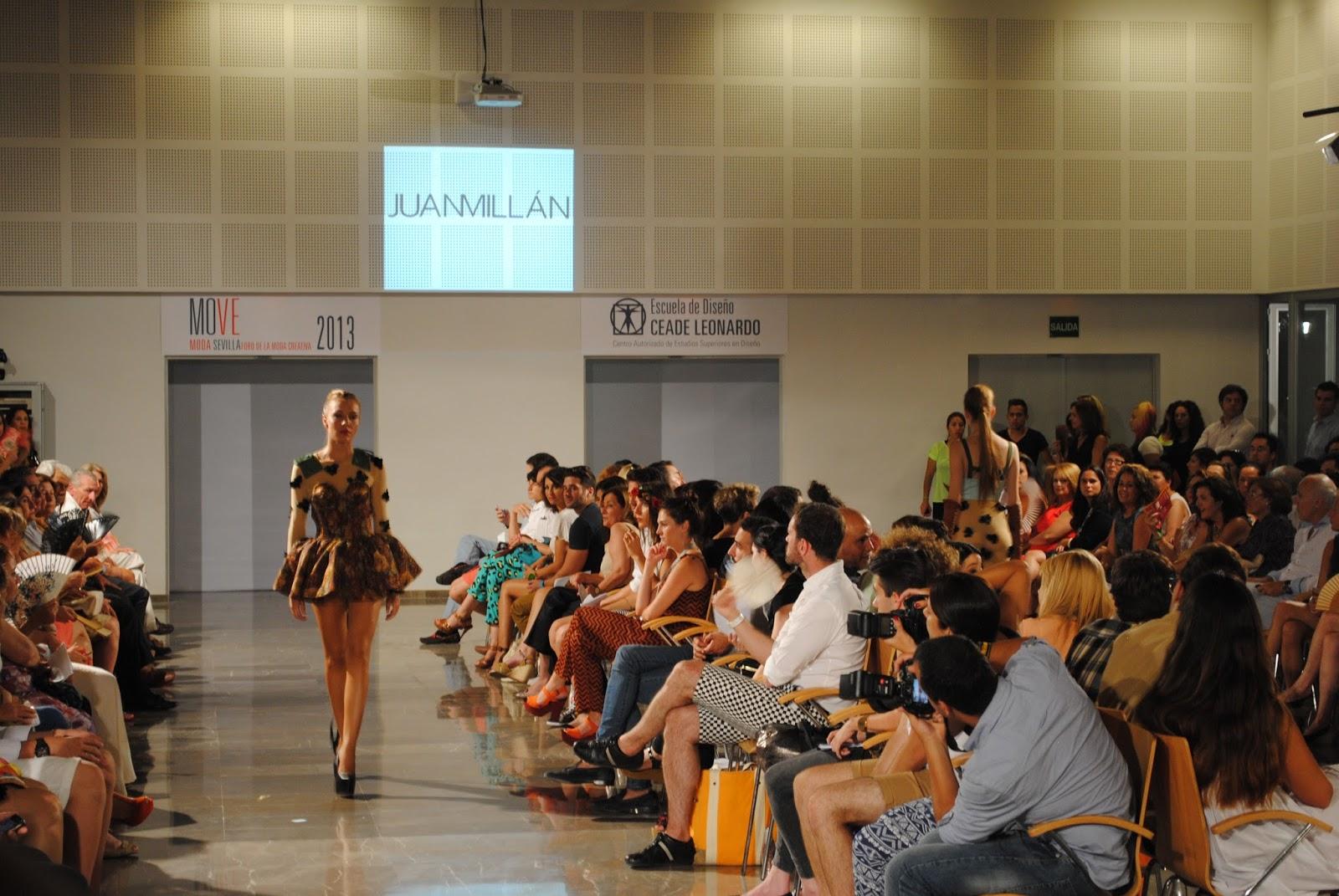 Actualidad move moda sevilla 2013 dise adores amanda - Disenadores de sevilla ...
