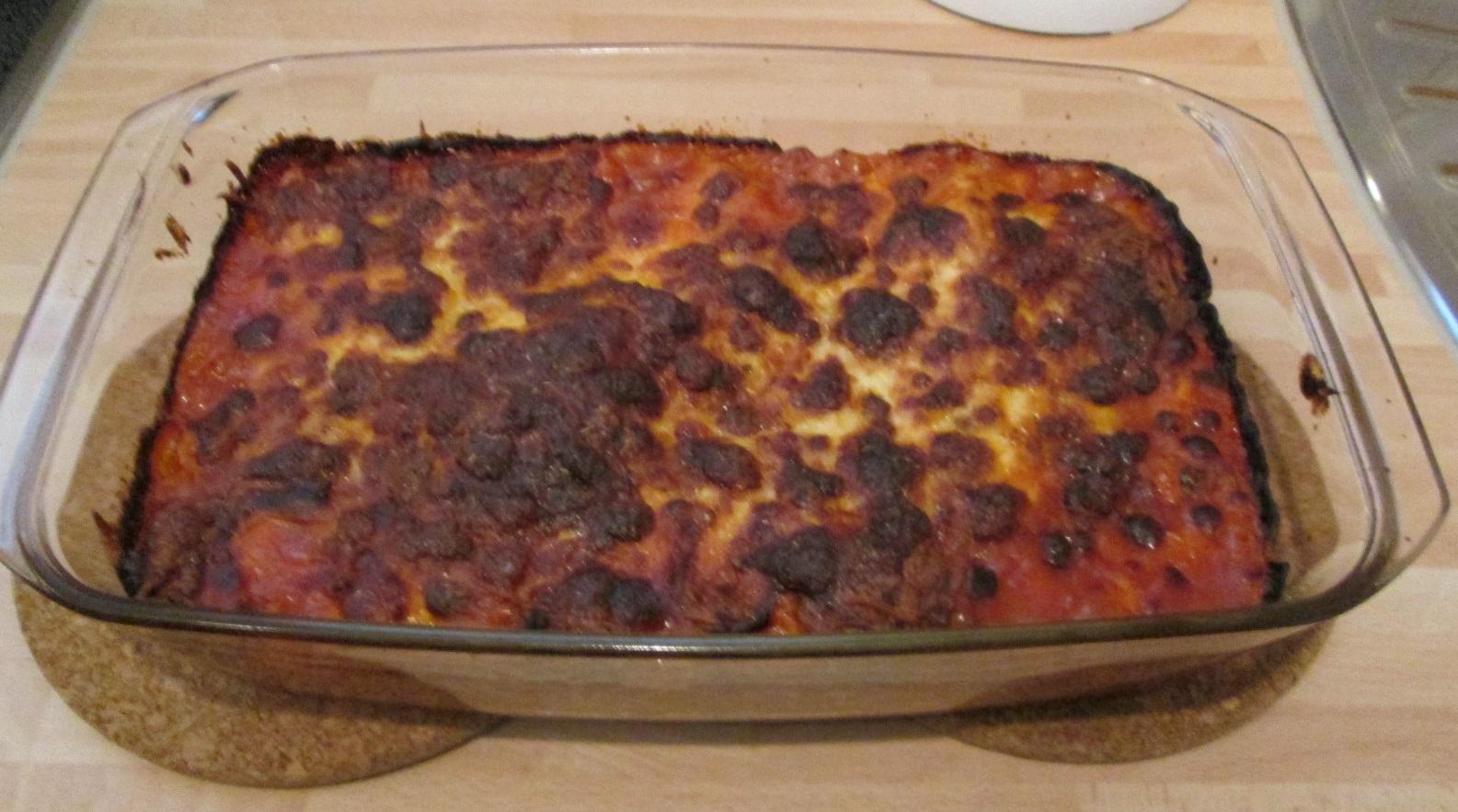 lecker lasagne