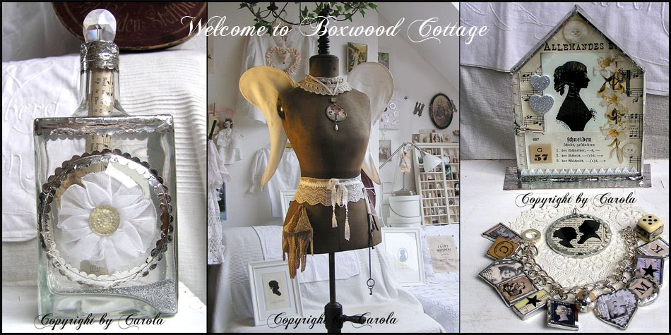 Welcome to Boxwood Cottage