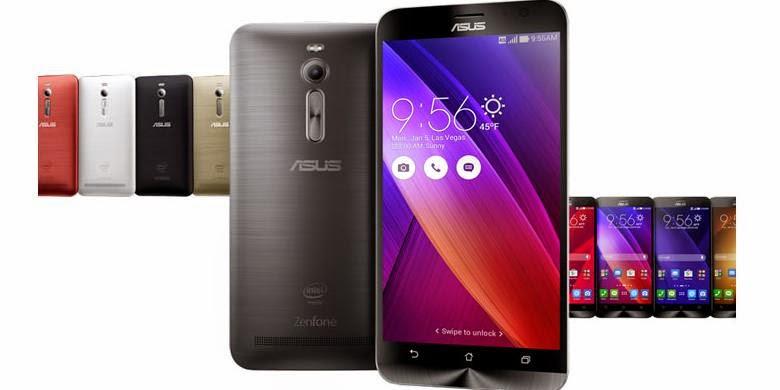 Asus Pastikan Zenfone 2 Masuk Indonesia, Kapan?