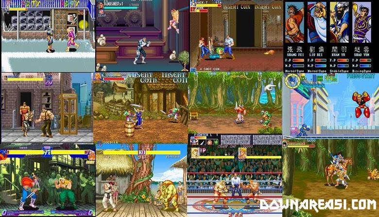Game Arcade Terbaik Ps2