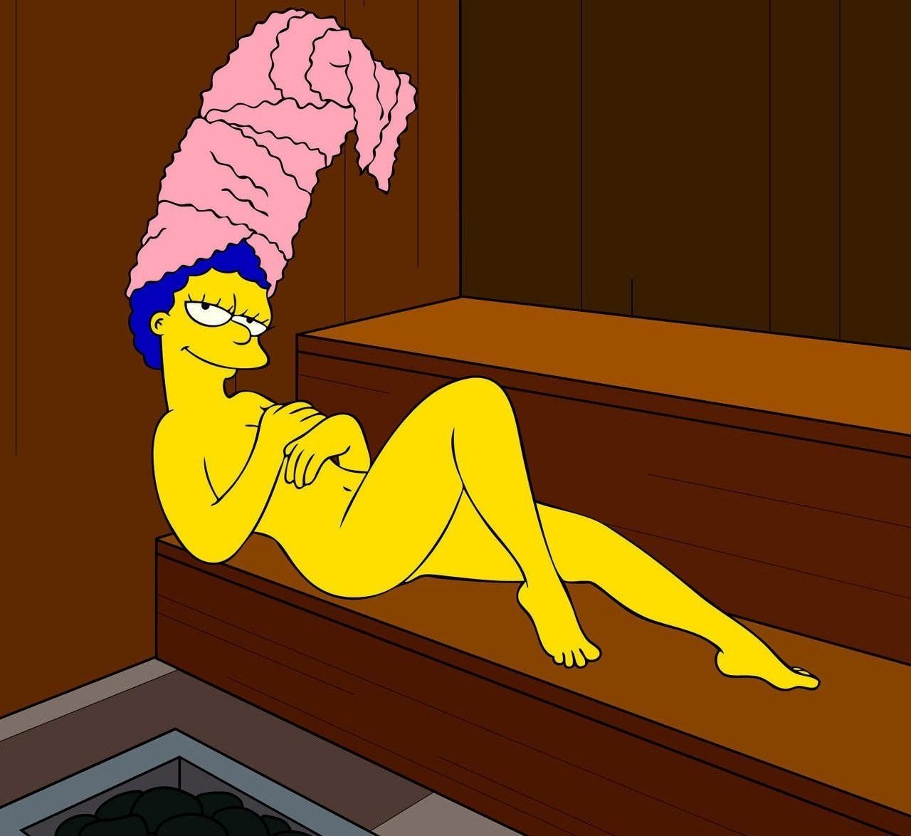 порно и эротические мультфильмы симпсоны