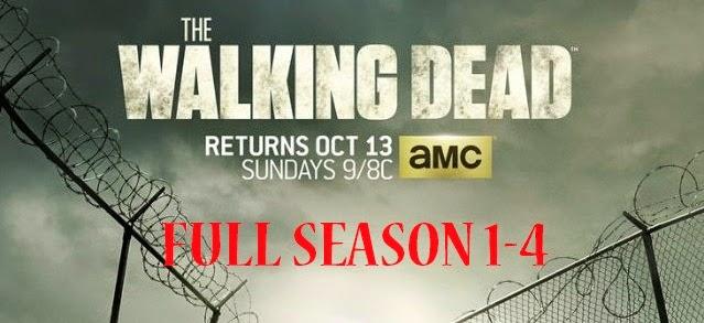 The Walking Dead Season 1-4 Full Subtitle Indonesia
