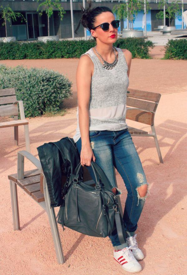 Zapatillas urbanas de mujer   Calzado 2015