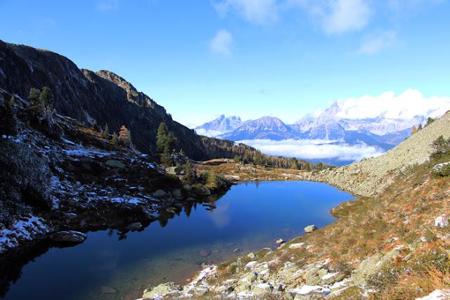 Reiteralm Höhenweg - Spiegelsee