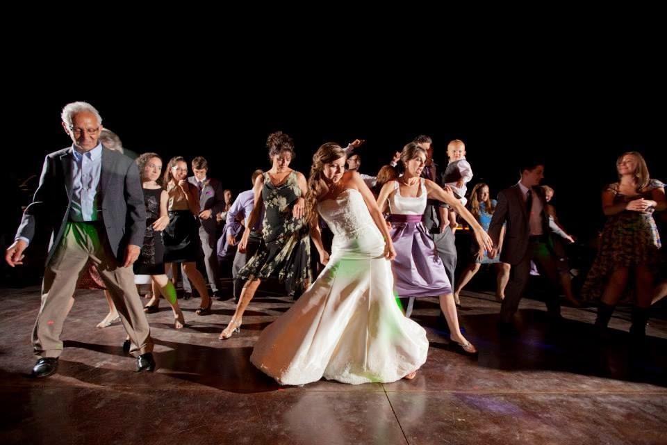 With Class LLC Wedding Coordination Party DJ - DeBarge Vineyard & Winery - Chattanooga, TN
