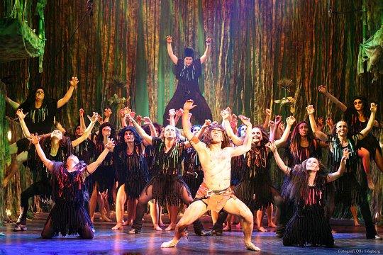 Tarzan Broadway