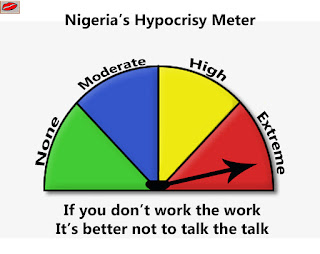Nigerians and our hypocrisy