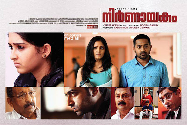 Malayalam movie Nirnayakam