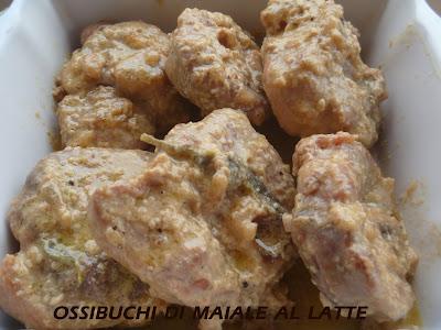 ... Di Cuoco Ossibuchi Di Maiale Al Latte | Share The Knownledge