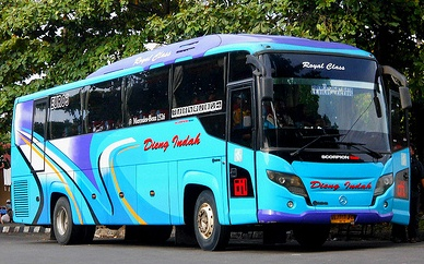 Nomor Telepon Agen Bus Dieng Indah