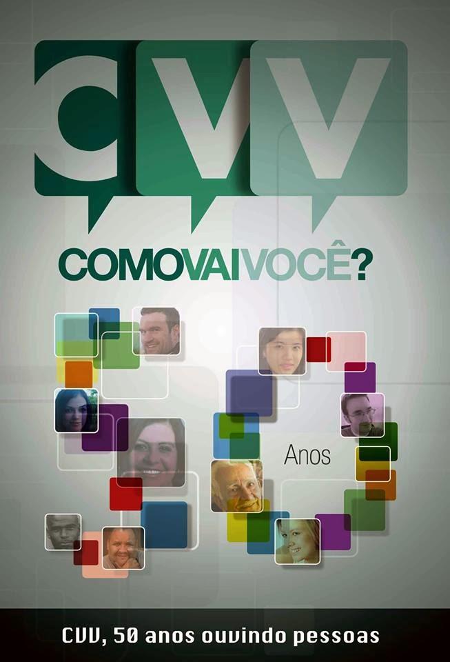 CVV, 50 anos ouvindo pessoas