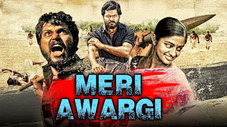 Poster Of Meri Awargi Full Movie in Hindi HD Free download Watch Online 720P HD