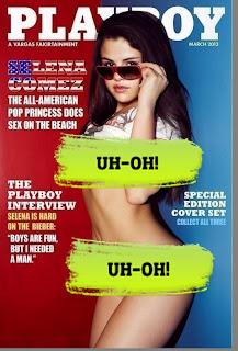 Selena Gomez hot Playboy fake Spring Breakers Girls Gone Wild chicas calientes imagenes