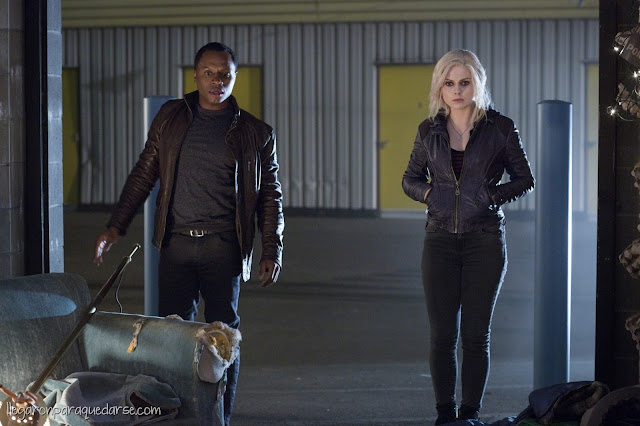 "iZombie 1x12 - ""Dead Rat, Live Rat, Brown Rat, White Rat"