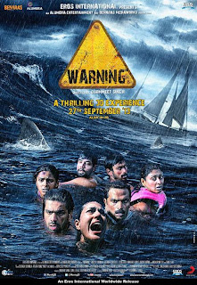Warning (2013) Hindi Movie Release Date, Star, Cast and Crew, Trailer