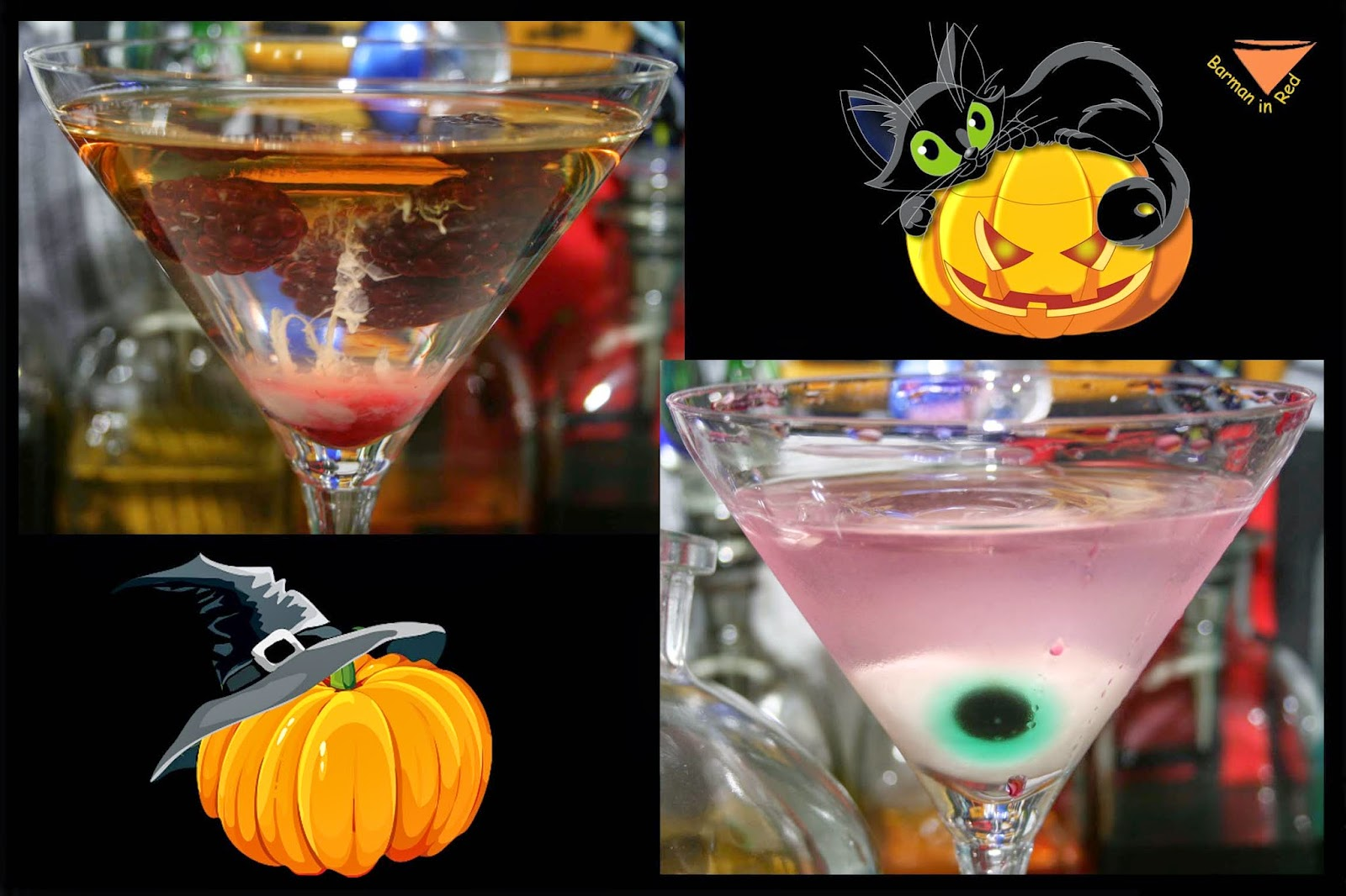 cocteles halloween cocktails