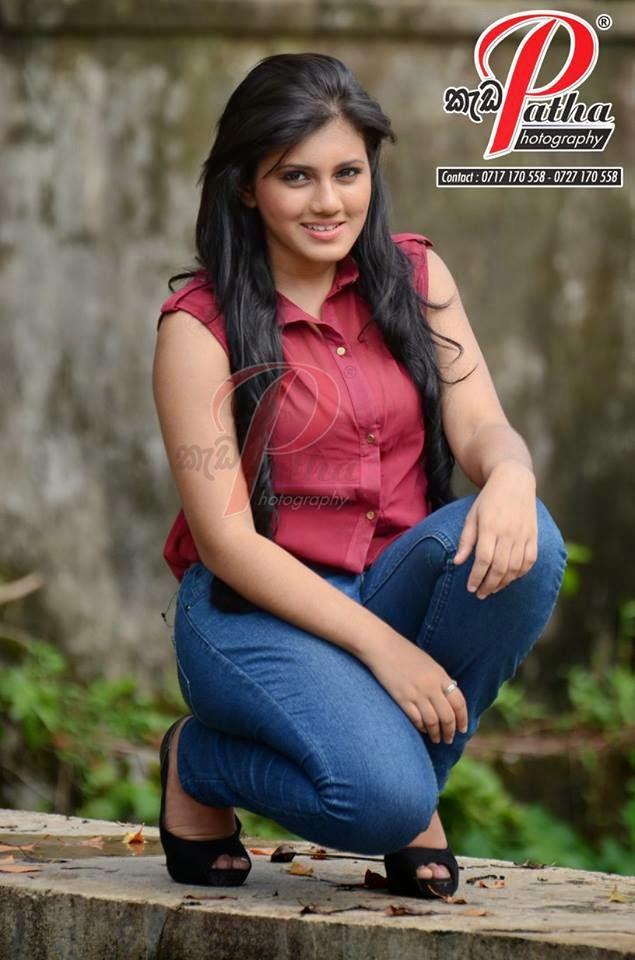 Actresslanka: Shanudrie Priyasad New