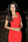 Glamorous Shanvi latest photos in Red-thumbnail-9