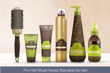 Pro Hair Must-Haves: Macadamia Hair up to 50% off by Barbies Beauty Bits