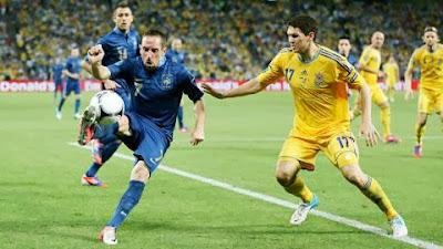 Xem lại đầy đủ trận Pháp vs Ukraine