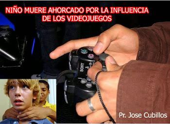 NIÑO MUERE AHORCADO  POR INFLUENCIA DE LOS VIDEOJUEGOS