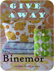 Give-away hos Binemor