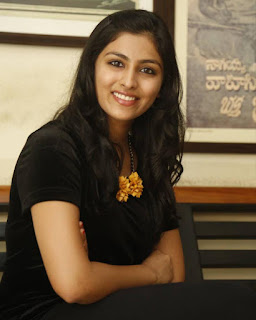 Kruthika Jayakumar Stills at VR Success Meet Event