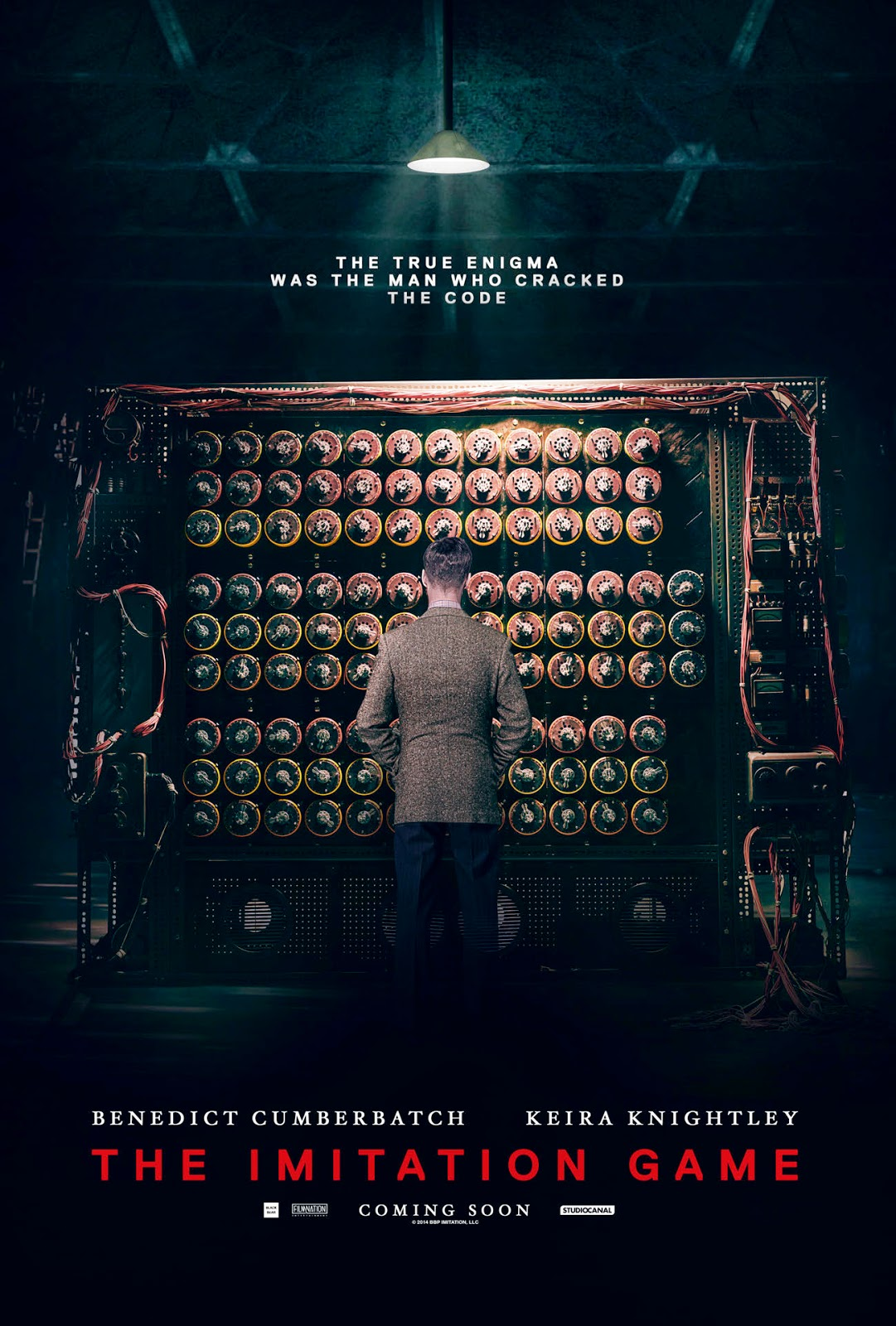 MOVIE REVIEW THE IMITATION GAME 2014