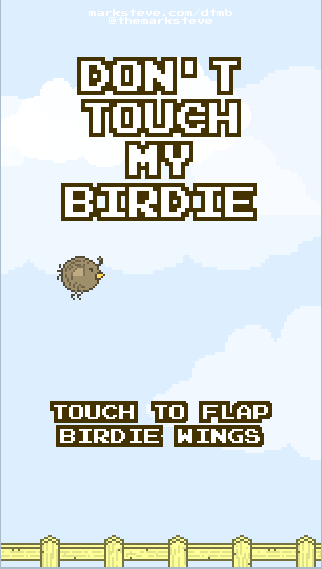 Don't Touch My Birdie screenshot 3