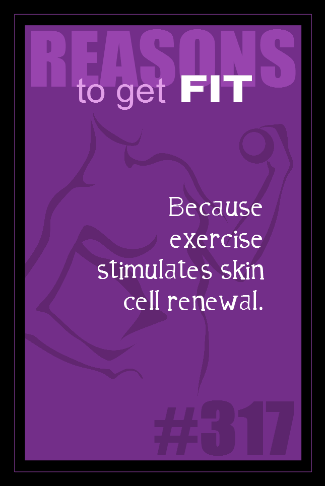 365 Reasons to Get Fit #317
