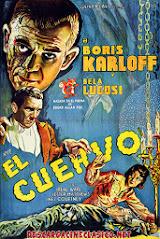 El cuervo (1935) The Raven DescargaCineClasico.Net