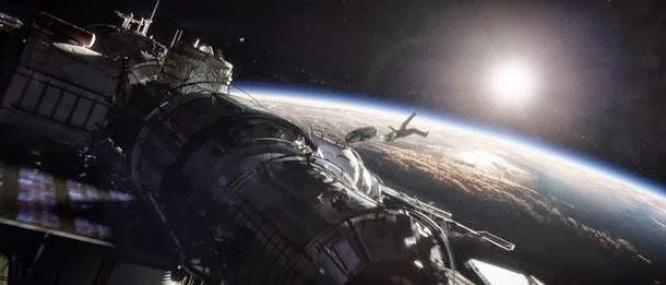 Gravity: crisis en el espacio by Alfonso Cuarón [Crítica]