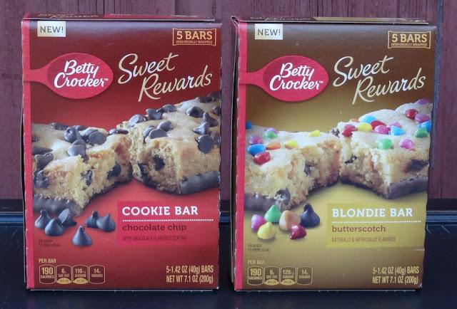 Betty Crocker Sweet Rewards Bars