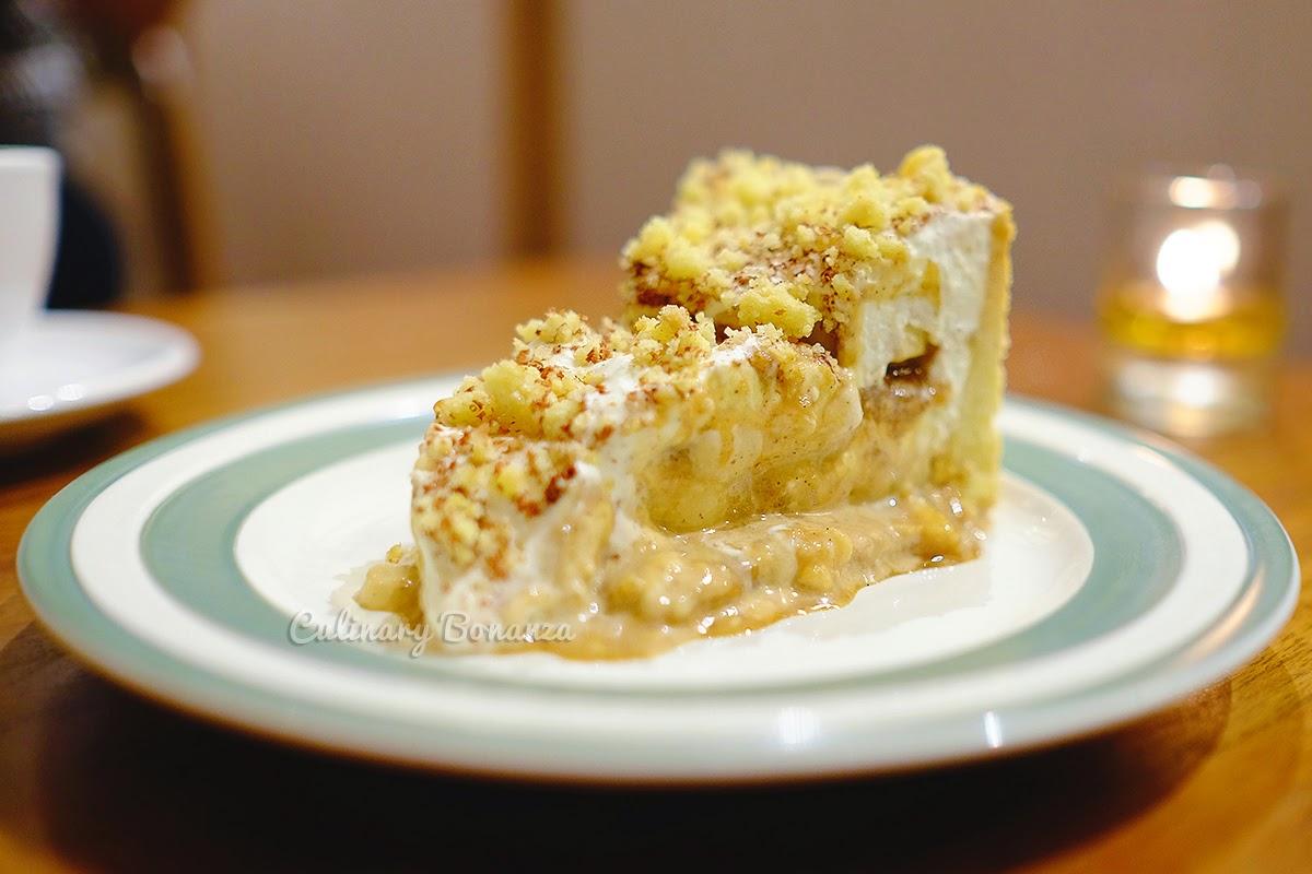 Banoffee Pie - Benedict Jakarta (source: www.culinarybonanza.com)