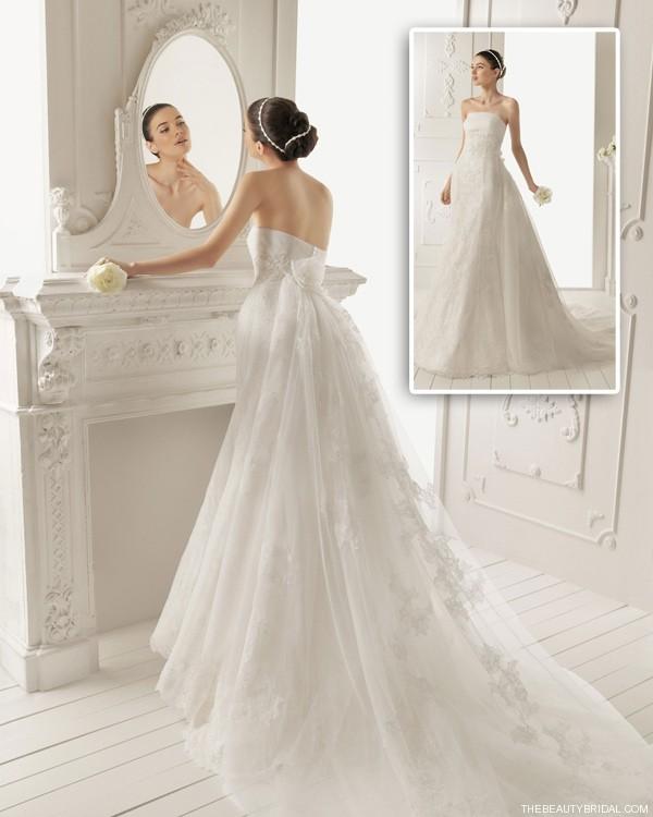 Tendências de vestidos de noiva: Pronovias Coleção 2013 -  Vídeo e fotos e modelos