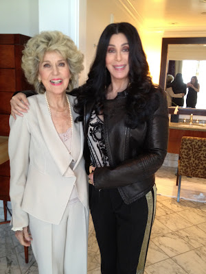 Georgia Holt and Cher