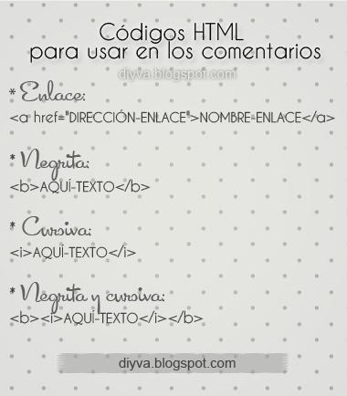 códigos, HTML, comenatrios, blogger