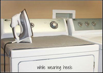 DIY Ironing Mat
