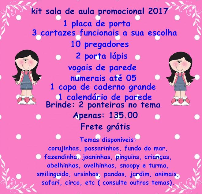 Kit promocional 2017