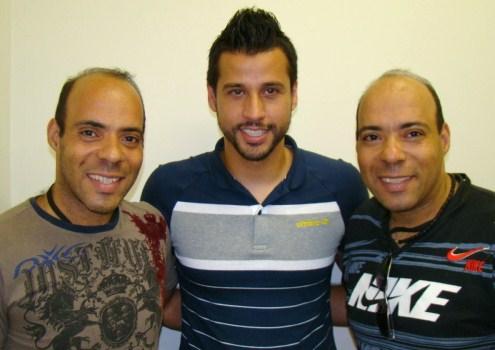 Goleiro Fábio do Cruzeiro