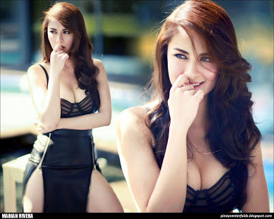Marian Rivera In FHM 2