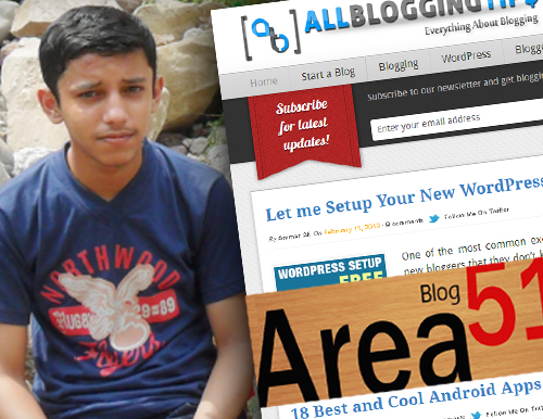 Ammar Ali Interview Blogger Interview Area 51 Blog