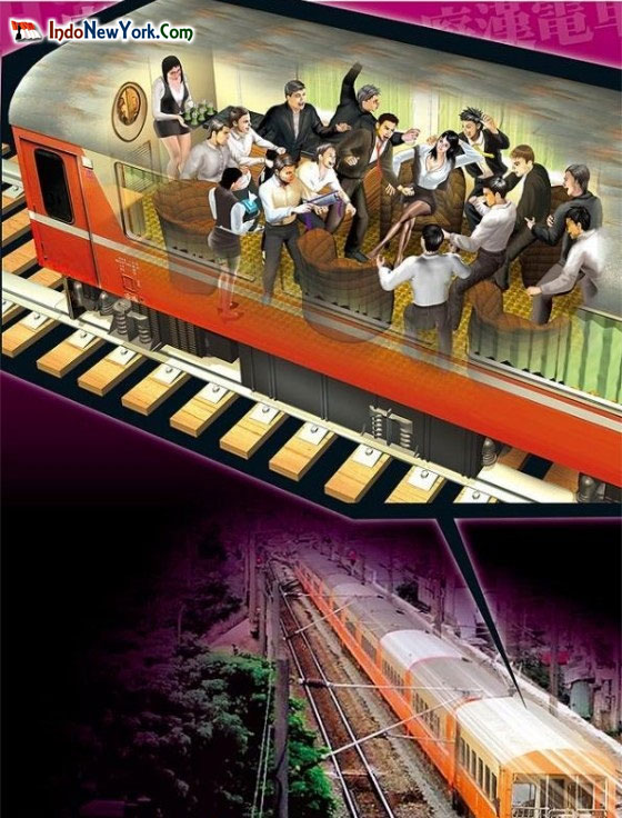 Perkosaan dalam Kereta