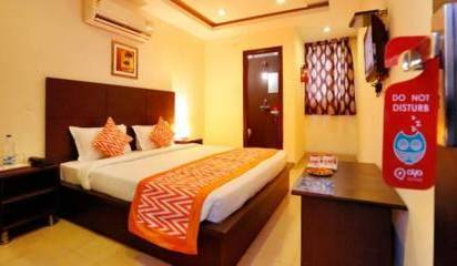 kamar hotel jaringan Oyo Rooms
