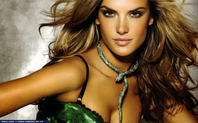 Alessandra Ambrosio - Victoria's Secret Angels and Super Models