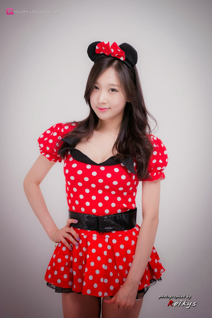 Lovely Hye Ji -Very cute asian girl - girlcute4u.blogspot.com