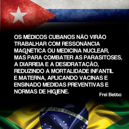 Médicos cubanos: avança a integração da América Latina