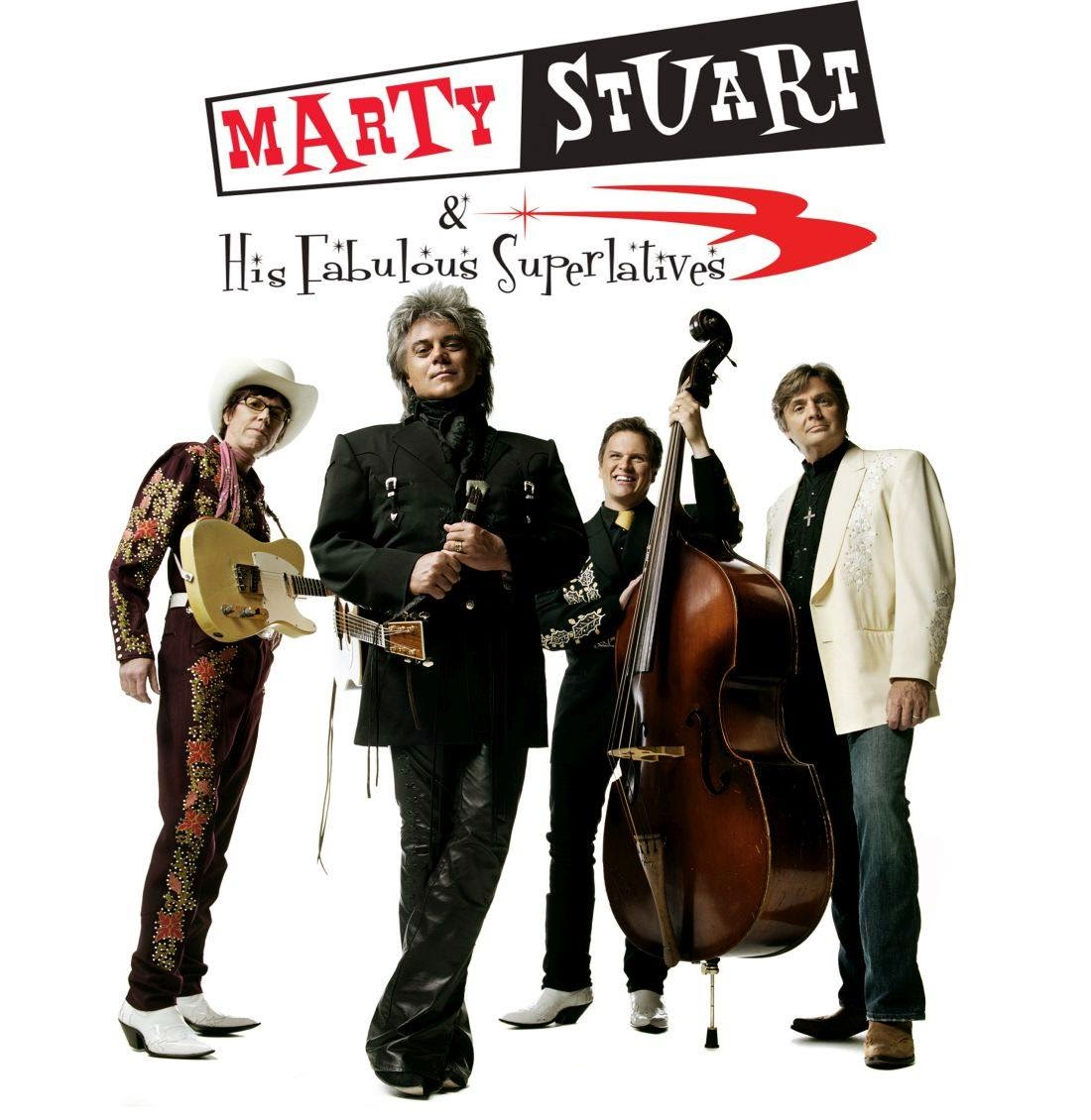 image Marty Stuart and The Fabulous Superlatives: