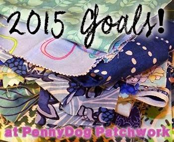 Meine kreativen Vorsätze 2015